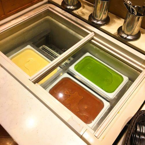 一休掲載|エトワール(第一ホテル東京ホテル)のビュッフェ|ハーゲンダッツアイスクリーム