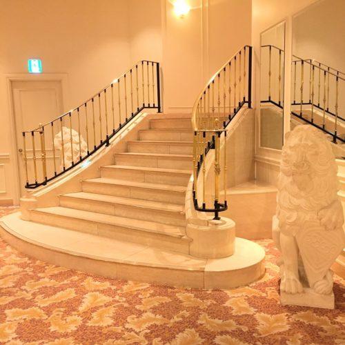 一休掲載|エトワール(第一ホテル東京ホテル)のビュッフェ|ロビー2