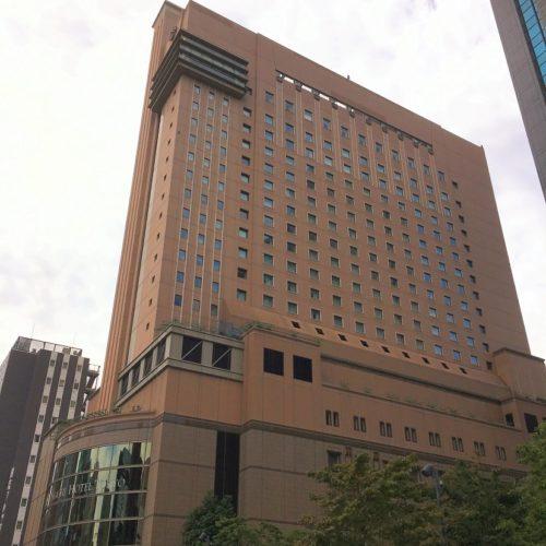 一休掲載|エトワール(第一ホテル東京ホテル)のビュッフェ|外観