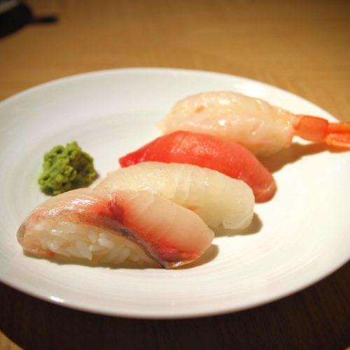 いちょう坂(品川プリンスホテル)のビュッフェ|握り寿司