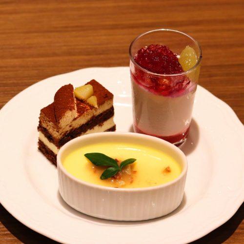 一休掲載|エトワール(第一ホテル東京ホテル)のビュッフェ|デザート