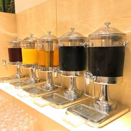 一休掲載|エトワール(第一ホテル東京ホテル)のビュッフェ|ドリンクドリンク1