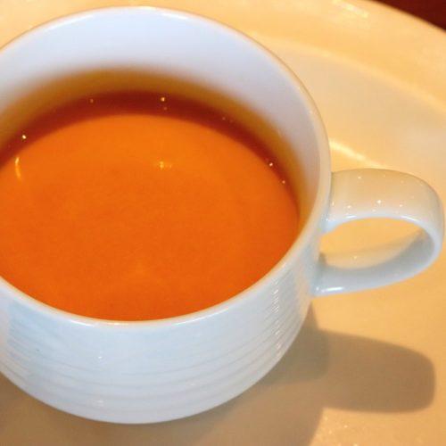 リラッサ(東京ドームホテル)のビュッフェ|かぼちゃのスープ