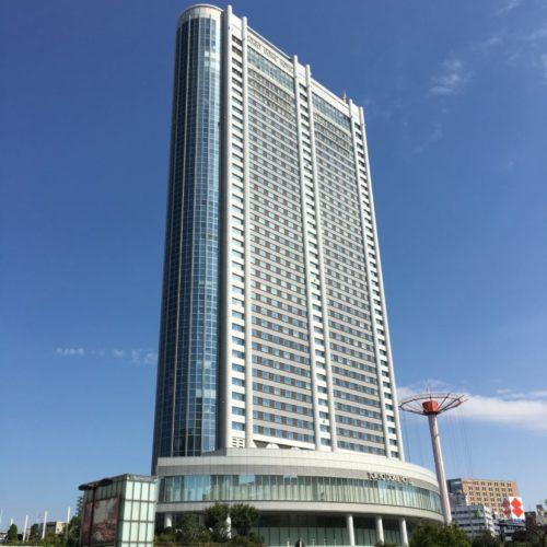 リラッサ(東京ドームホテル)のビュッフェ|外観