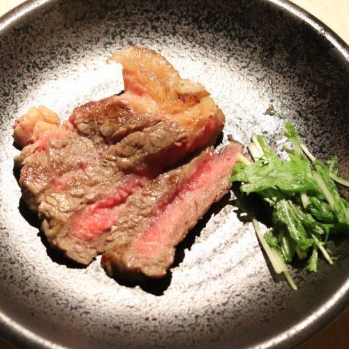 いちょう坂(品川プリンスホテル)のビュッフェ|和牛のステーキ2