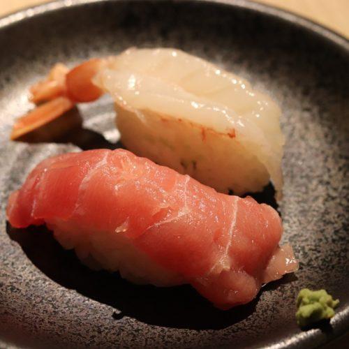 いちょう坂(品川プリンスホテル)のビュッフェ|高クオリティな寿司