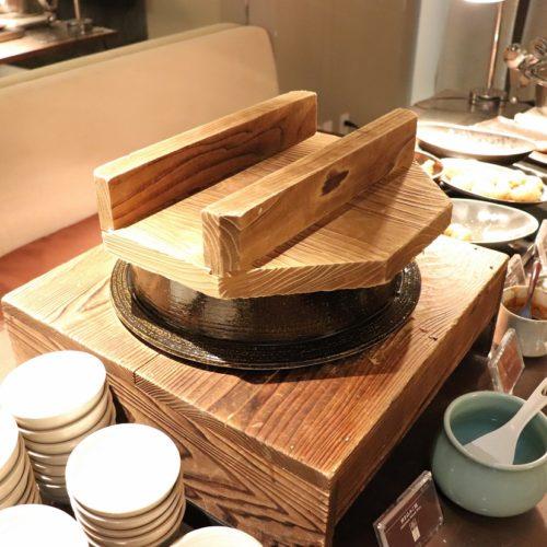 いちょう坂(品川プリンスホテル)のビュッフェ|炊き込みご飯