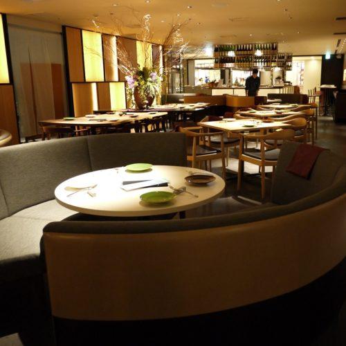 いちょう坂(品川プリンスホテル)のビュッフェ|4名席