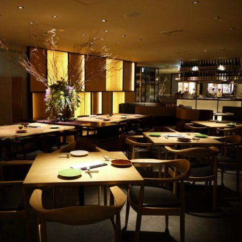 いちょう坂(品川プリンスホテル)のビュッフェ|3名席