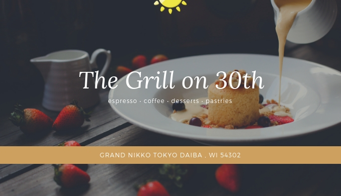 grill on 30th