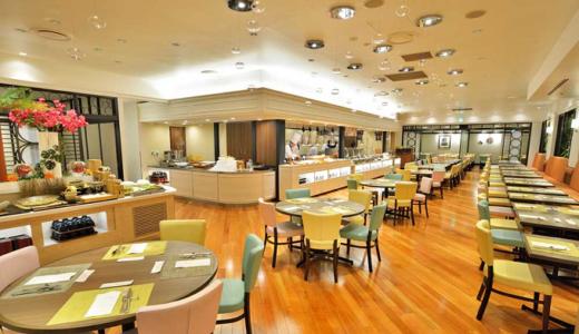 【シズル感がスゴイ】第一ホテル東京のエトワール|ランチビュッフェ
