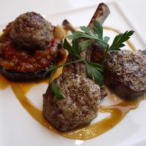 一休掲載|The Grill on 30th(グランドニッコー東京 台場)のビュッフェ|子羊背肉
