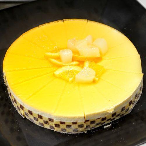 ハプナ(品川プリンスホテル)のビュッフェのトロピカルムースケーキ