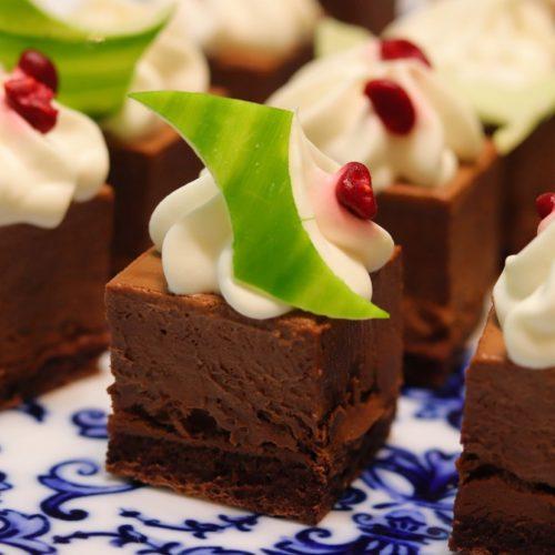 一休掲載|マンダリンオリエンタル東京のビュッフェ(ヴェンタリオ)|チョコレートムース