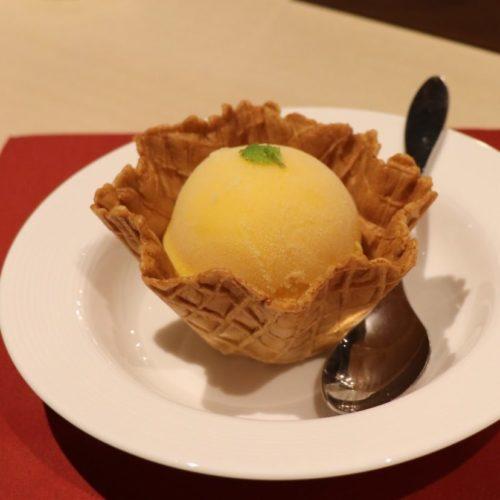 プリンスマルシェ(新宿プリンスホテル)のビュッフェ|バニラアイス