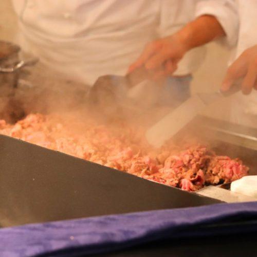 ザテラス|ウェスティンホテル東京のランチブッフェ グリルキッチン