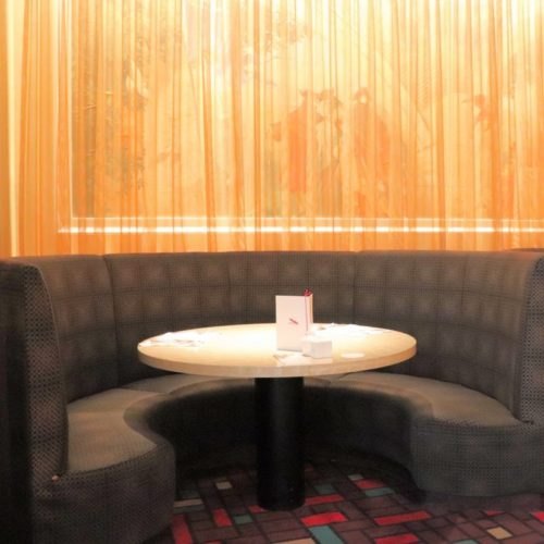 ザ・テラス(ウェスティンホテル東京)のビュッフェ|席3
