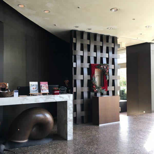フレンチキッチン(グランドハイアット東京)のビュッフェのレストランの入口