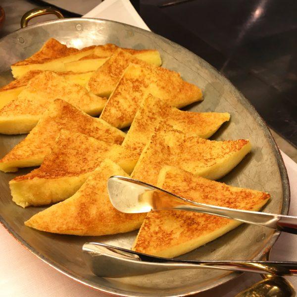 フレンチキッチン(グランドハイアット東京)のビュッフェのフレンチトースト