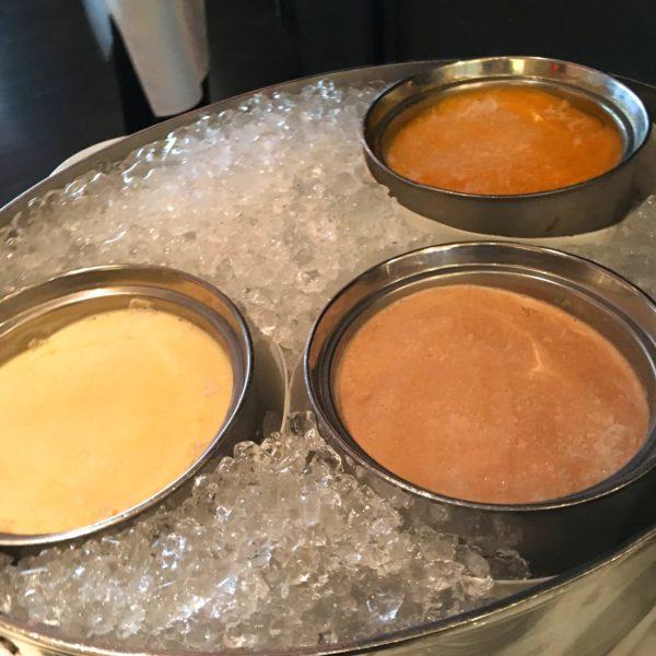 フレンチキッチン(グランドハイアット東京)のビュッフェのアイスクリーム