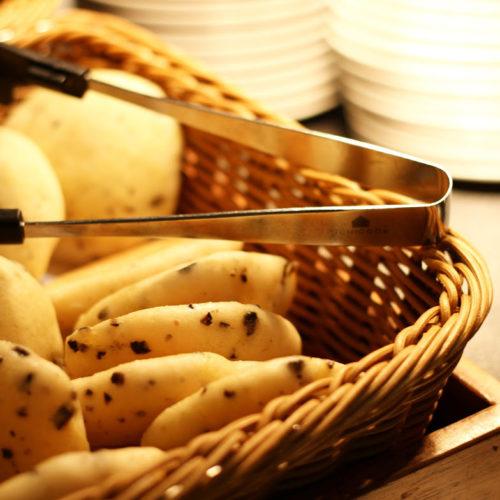 カフェ(ハイアットリージェンシー東京)のビュッフェのパン