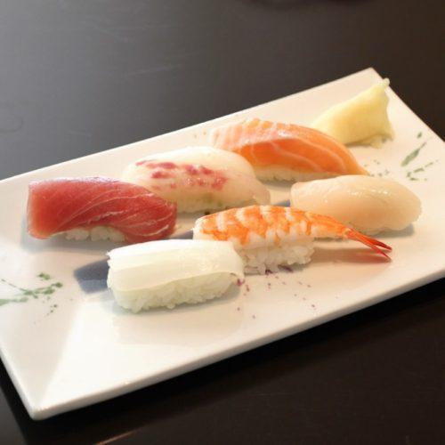 おんぼらあと(ハイアットリージェンシー東京)のビュッフェの寿司