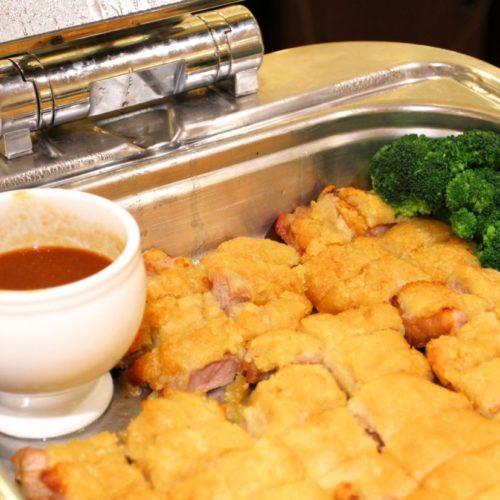 バイエルン(サンシャインシティプリンスホテル)のビュッフェの豚肉ロースト