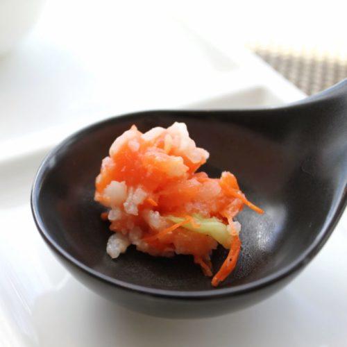 シェフズライブキッチン(インターコンチネンタル東京ベイ)のビュッフェの飯寿司
