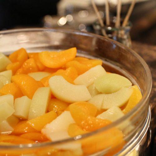 シェフズライブキッチン(インターコンチネンタル東京ベイ)のビュッフェのフルーツ