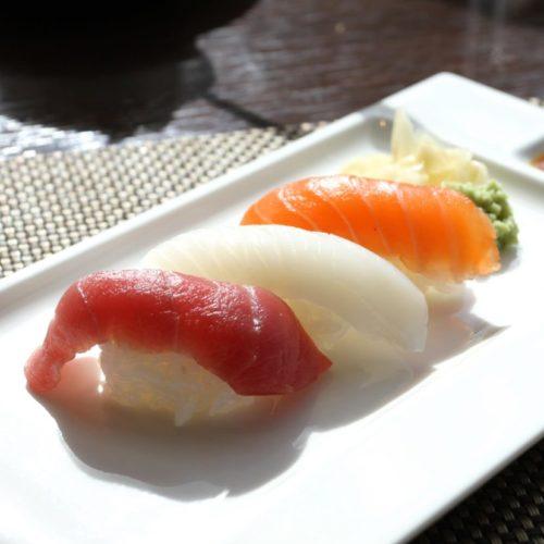 シェフズライブキッチン(インターコンチネンタル東京ベイ)のビュッフェの寿司2