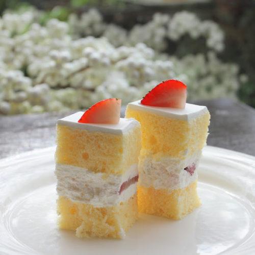 シェフズライブキッチン(インターコンチネンタル東京ベイ)のビュッフェのショートケーキ