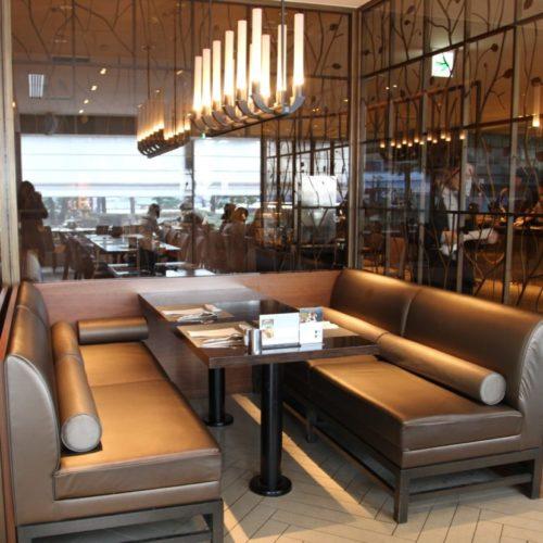 シェフズライブキッチン(インターコンチネンタル東京ベイ)のビュッフェの席5