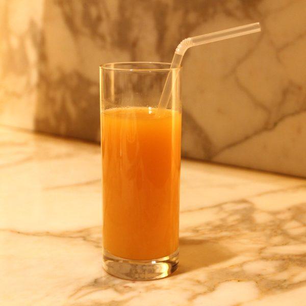 フレンチキッチン(グランドハイアット東京)のビュッフェのオレンジジュース
