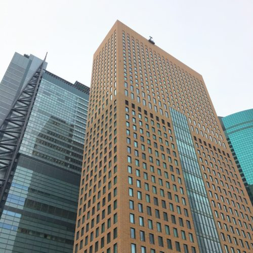 ロイヤルパークホテル汐留