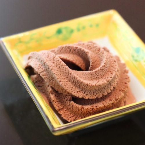 おんぼらあと(ハイアットリージェンシー東京)のビュッフェのソフトクリーム