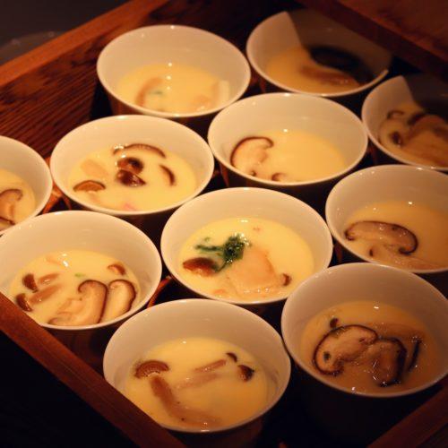 ベルテンポ(ホテルメトロポリタンエドモント)のビュッフェの茶碗蒸し