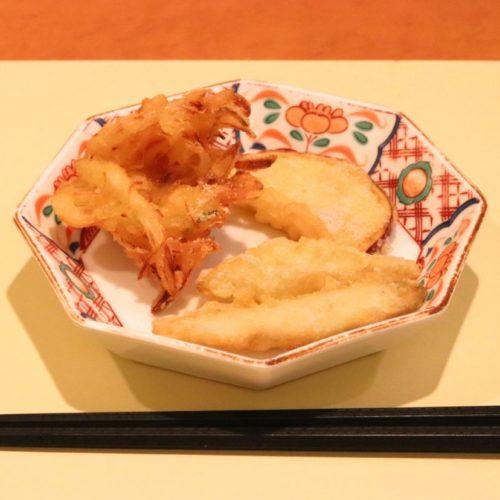バイエルン(サンシャインシティプリンスホテル)のビュッフェの天ぷら3