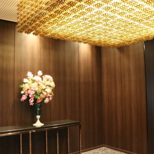 バイエルン(サンシャインシティプリンスホテル)のビュッフェの館内