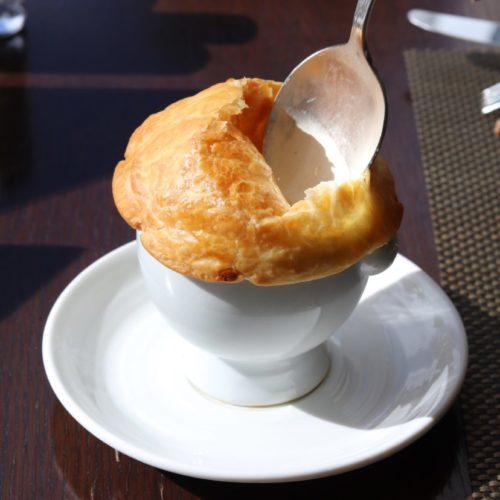 シェフズライブキッチン(インターコンチネンタル東京ベイ)のビュッフェのスープ2