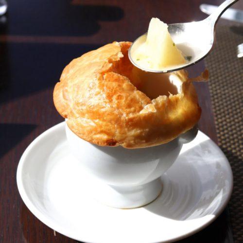 シェフズライブキッチン(インターコンチネンタル東京ベイ)のビュッフェのスープ3