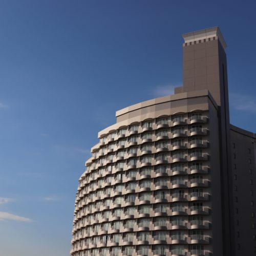 シースケープ(ヒルトン東京お台場)のビュッフェの外観