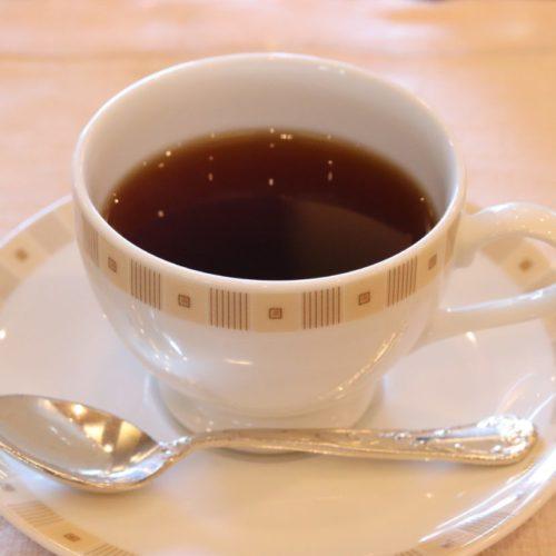 サール(帝国ホテル)のビュッフェの紅茶