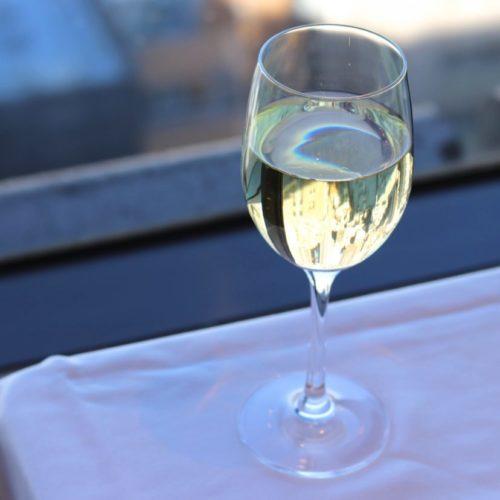 パラッツオ(ロイヤルパークホテル)のビュッフェのワイン