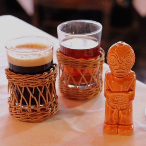 トレーダーヴィックス(ホテルニューオータニ)のビュッフェのコーヒー