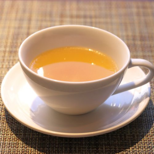 ラパランツァ(第一ホテルアネックス)のビュッフェのスープ