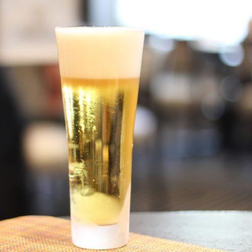 フェリオ(リーガロイヤルホテル東京)のビュッフェのビール