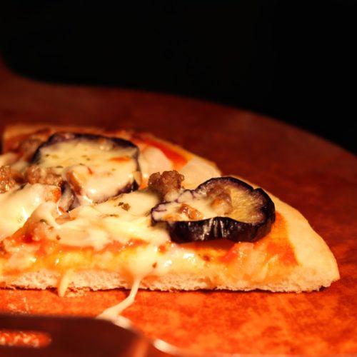 フェリオ(リーガロイヤルホテル東京)のビュッフェのピザ