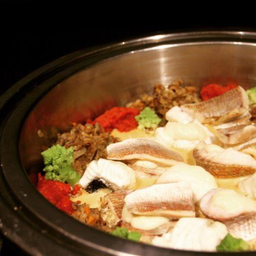 フェリオ(リーガロイヤルホテル東京)のビュッフェの白身魚