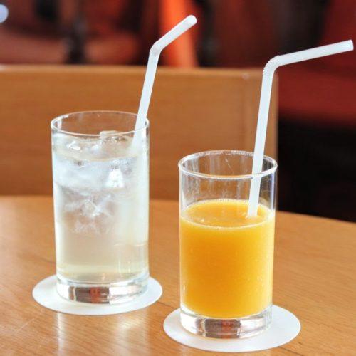 カフェ(ハイアットリージェンシー東京)のビュッフェのジンジャーソーダ