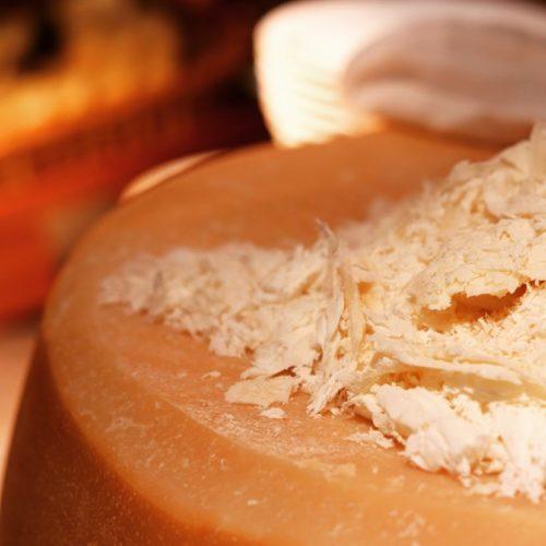 カフェ(ハイアットリージェンシー東京)のビュッフェのチーズ